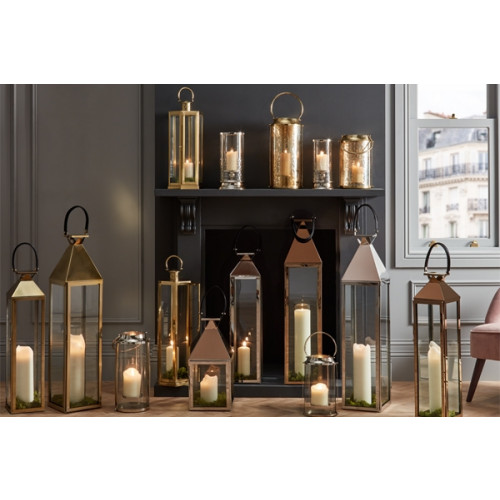 Product Feature - Lanterns and Hurricanes