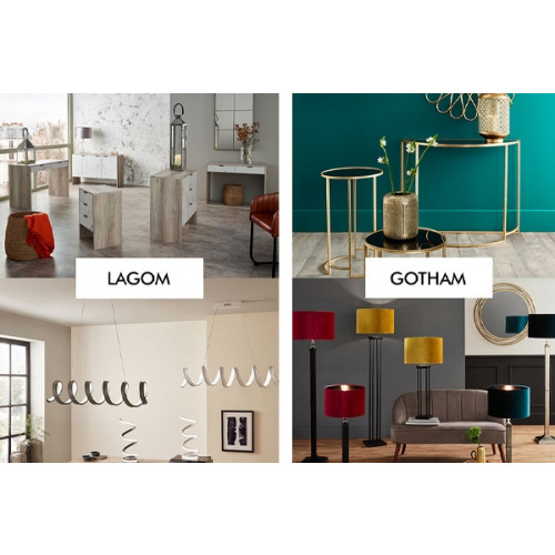 2020 Trends for Furniture, Home Accessories & Lighting