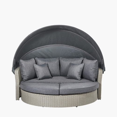 Stone Grey Barbados Day Bed