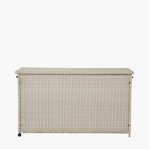 Stone Grey Large Cushion Box K/D