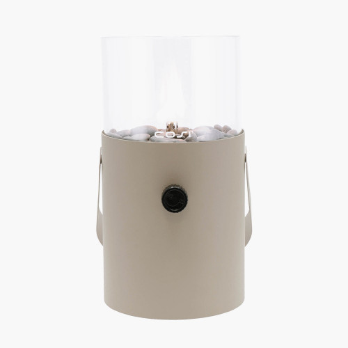 Cosiscoop Taupe Fire Lantern