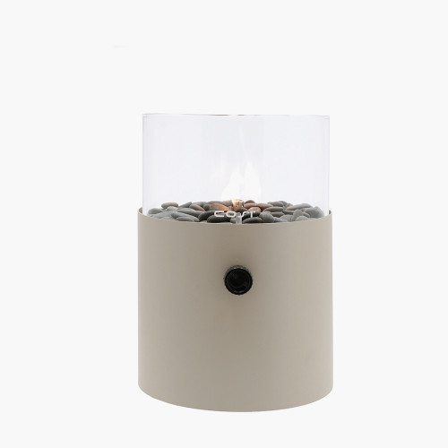 Cosiscoop Extra Large Taupe Fire Lantern