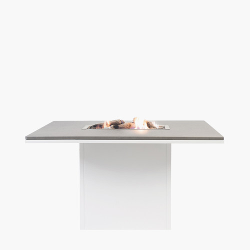 Cosiloft 120 Relaxed Dining White and Grey