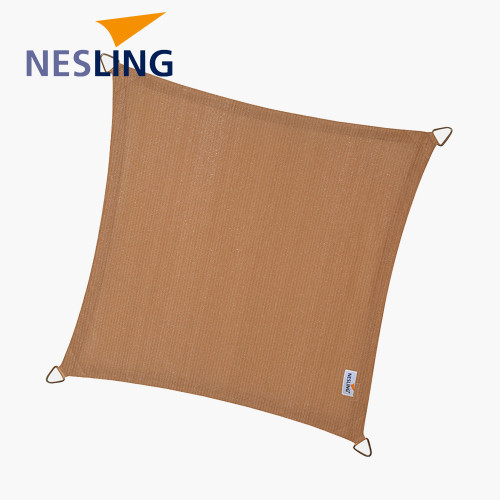 3.6m Square Shade Sail Sand
