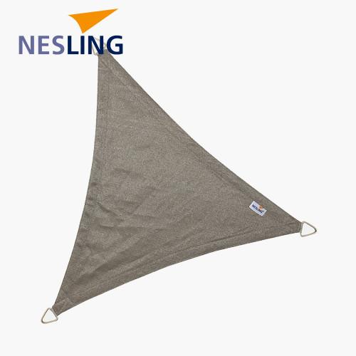 5m Triangle Shade Sail Grey