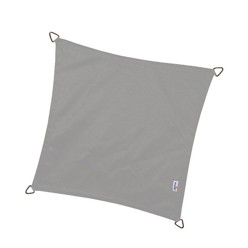 3.6m Square Shade Sail Grey