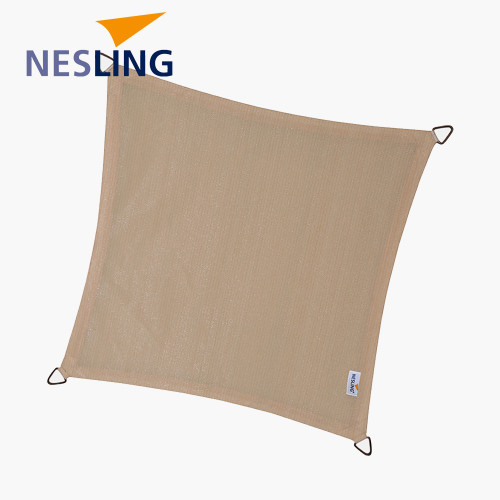 3.6m Square Shade Sail Off-White