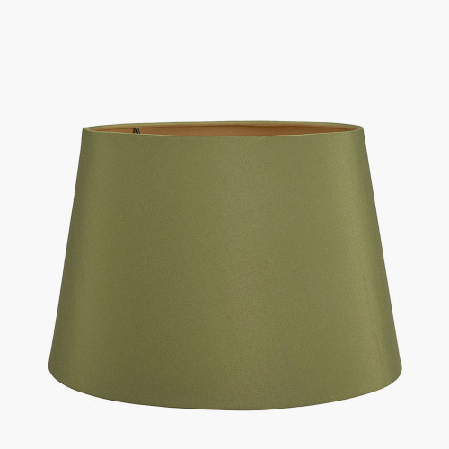 Adelaide 30cm Sage Tapered Poly Cotton Shade