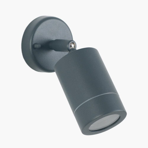 Dark Grey Adjustable Directional Spot Light