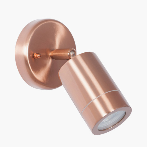 Copper Adjustable Directional Spot Light