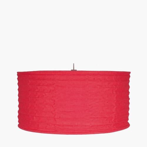 35cm Red Jute East Fit Pendant