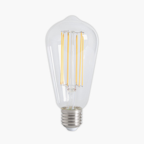 Calex E27 LED Full Glass Flex Filament