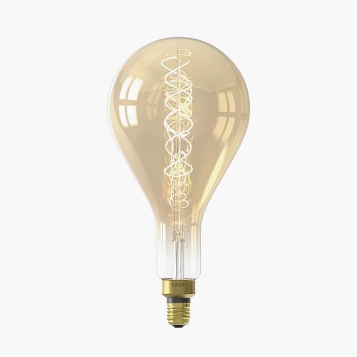 Calex LED Full Glass Flex Filament SplashBulb