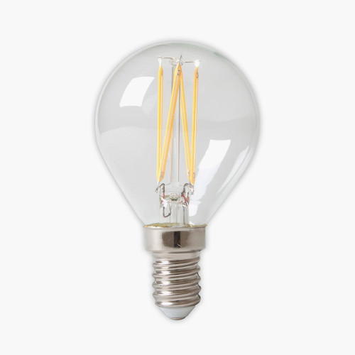 Calex LED E14 Full Glass Filament Ball