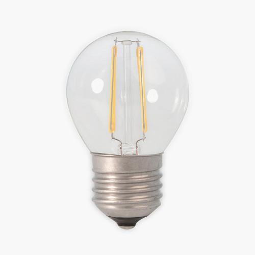Calex LED E27 Full Glass Filament Ball