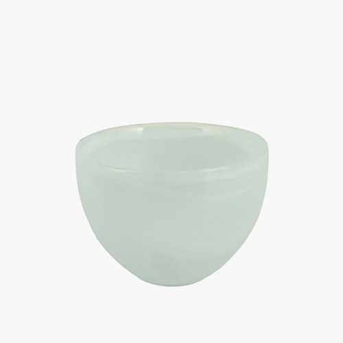 Alabaster Dip Bowl Small