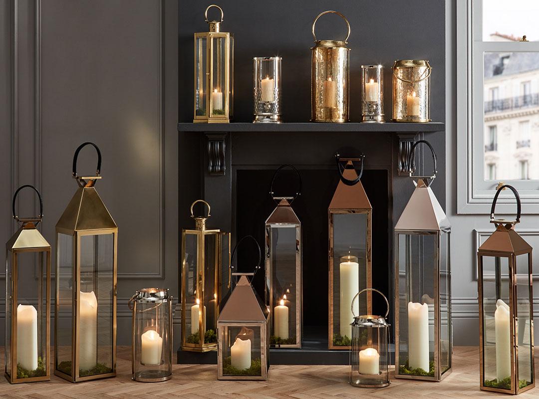 Fireside Lanterns