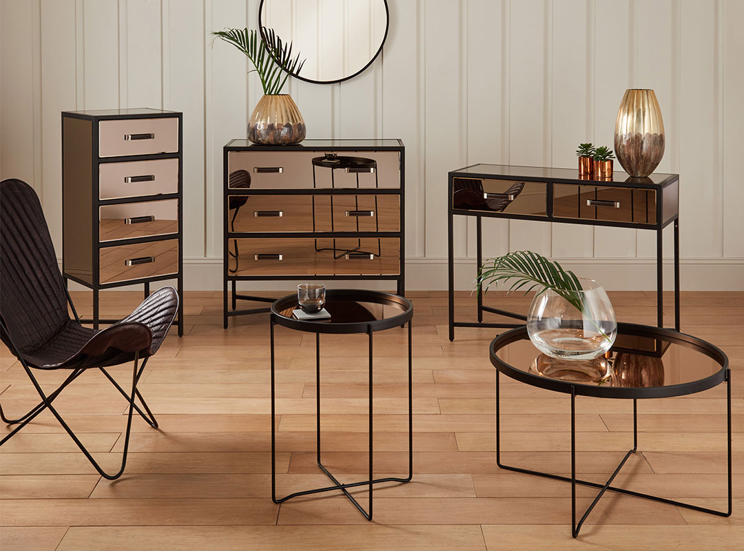 Amalfi and Voss Furniture Collections