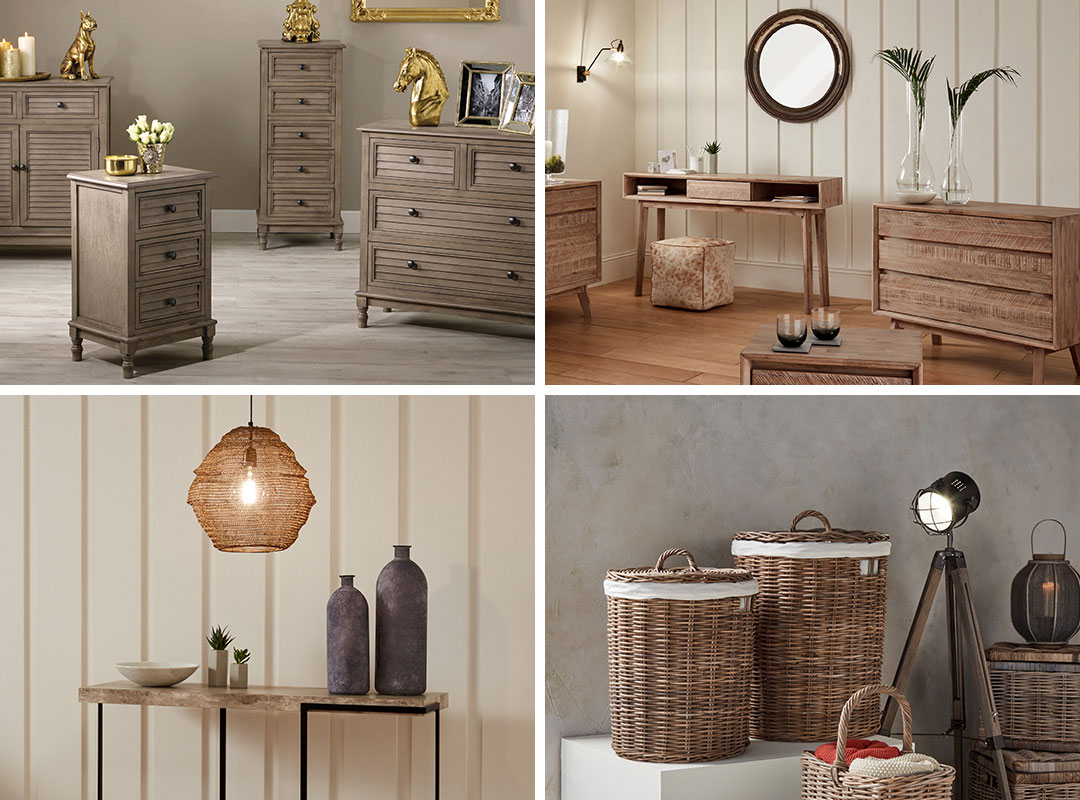 Chelmsford, Kalmar and Jersey Furniture Collections