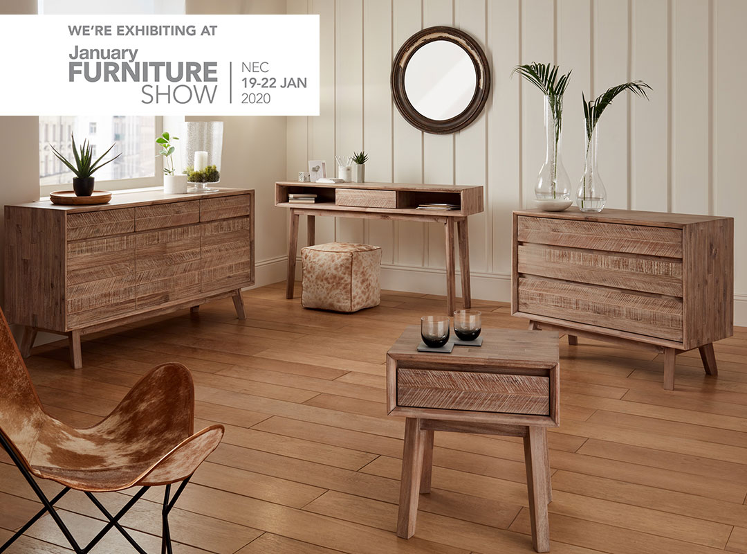 Join at the January Furniture Show