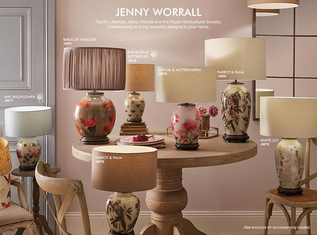 Jenny Worrall Lamps