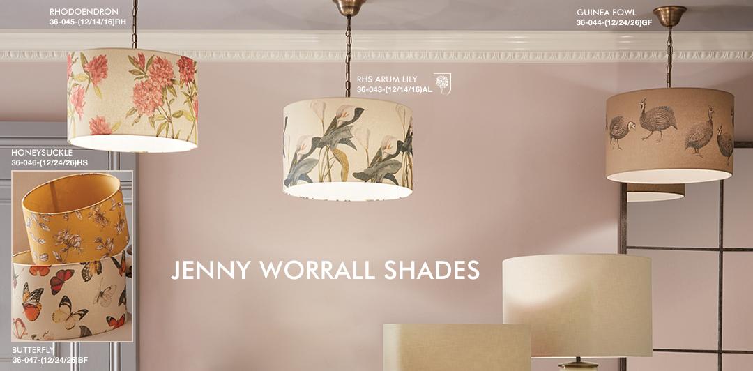 Jenny Worrall Shades