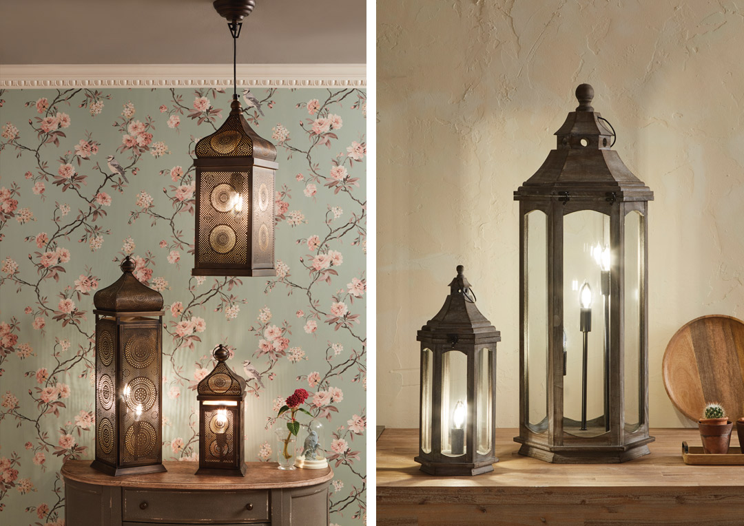 Pacific Lifestyle Limited Product Feature Lanterns And Hurricanes
