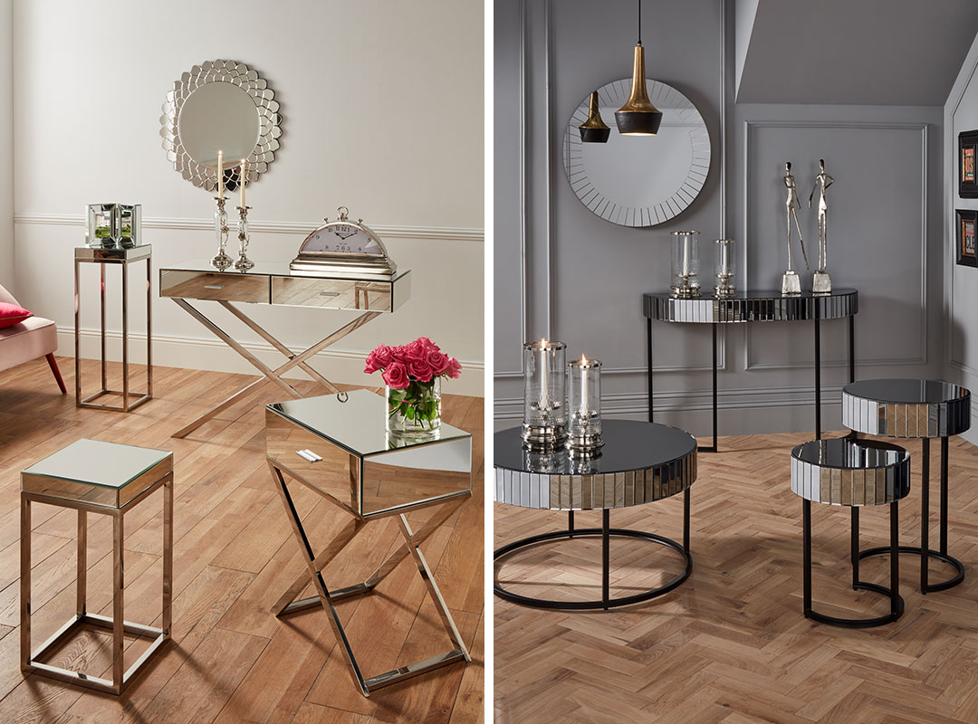Rocco and Harlowe Furniture Ranges