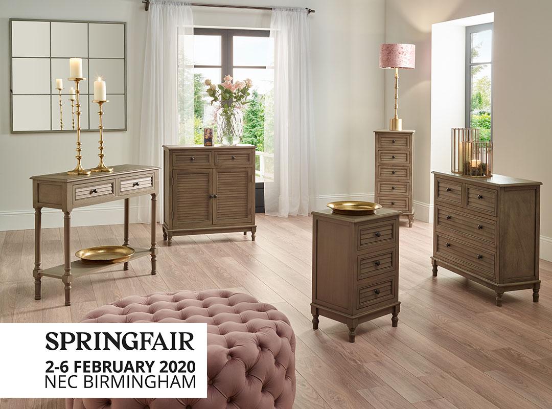Spring Fair NEC 2-6 February 2020