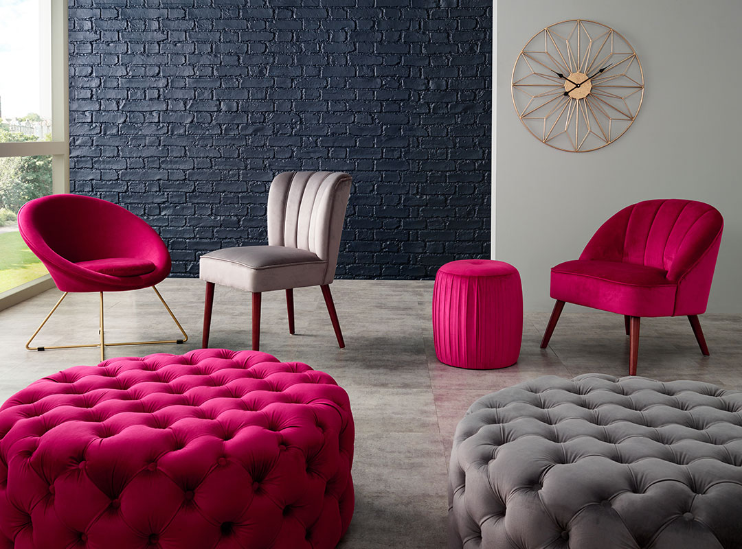 New Velvet Collections from Pacific